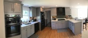Swampscott kitchen remodel