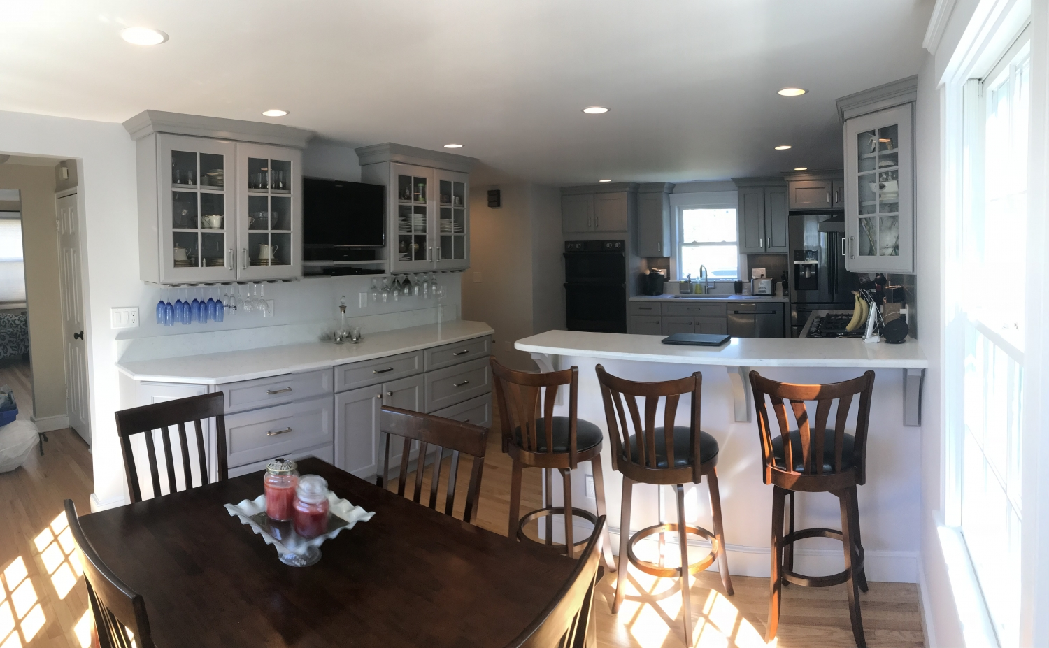 swampscott kitchen remodel